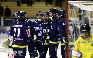 Inte heller Tellus är kvalificerad till Svenska cupen eller World cup. Istället kommer man spela ExTe cupen i Ljusdal.