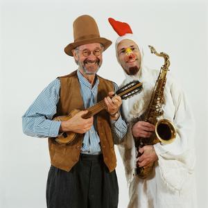 Vid klockan 10 på lördagen blir det musikteater Pettson & Prillan, som Sparbanken Västra Mälardalen är med och sponsrar.