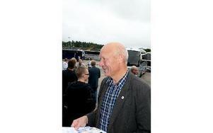 Bertil Daniels var kommunalråd i Leksand fram till 1999.