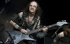 Black metal-bandet Nifelheim spelar i Borlänge på Liljan.
