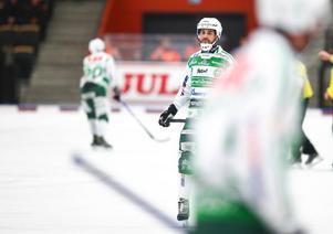 Tobias Holmberg ledde sitt VSK till seger mot Vänersborg i tisdags.