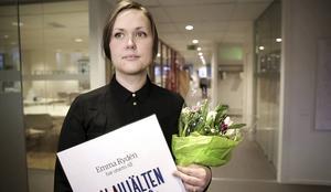 Dt:s läsare avgjorde saken. Emma Rydén från Svärdsjö blev