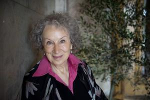 Margaret Atwood har gjort en ny seriehjälte.