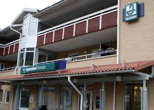 Apoteket i Järvsö är ett av Ljusdals kommuns apotek som drabbas av försäljningen.