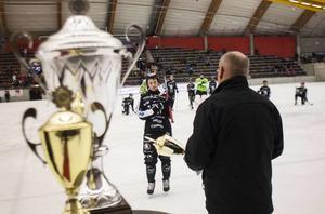Christoffer Edlund och SAIK föll mot Jenisej i World cup-finalen.