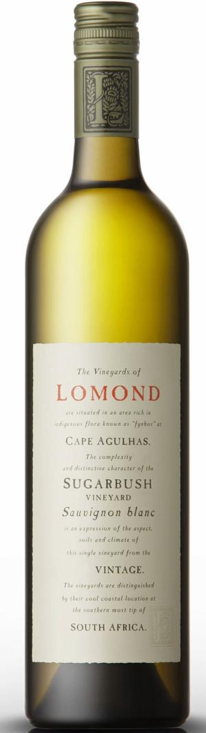 Fräscht örtigt. Lomond Sugarbush Sauvignon Blanc från Sydafrika exponerar härligt somrig grönska i sin citrusfriska smak.