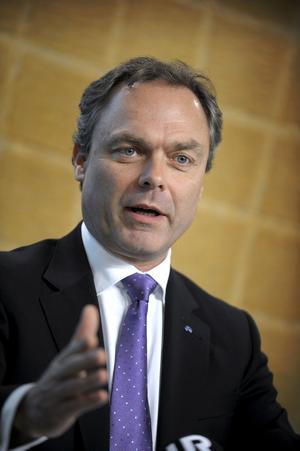 Tydlig. Utbildningsminister Jan Björklund vet vad han vill med den svenska skolan.foto: scanpix