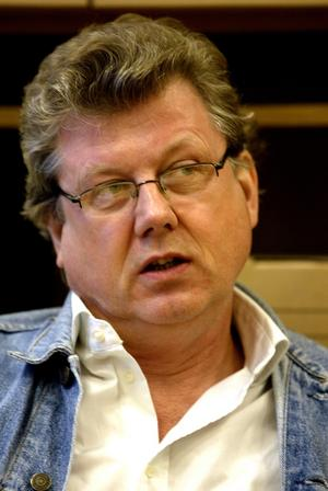 Mats Ericson (V) före detta kommunalråd