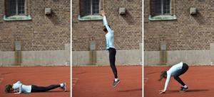 Den som vill bli en snabbare löpare bör göra som före detta elitlöperskan Malin Ewerlöf Krepp: Våga utmana sig själv och komma upp ordentligt i puls.