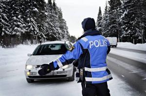 Polisen anser att resultatet av den senaste trafikkontrollen är oroväckande.