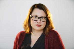 Karin Thornberg, journalist på VLT.