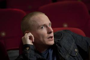 """Comeback. Johan Widerberg fick tidigt barnroller i pappa Bos filmer. Det stora genombrottet kom i tv-serien """"Ebba och Didrik"""", men han föll  i glömska under 2000-talet. Nu är han tillbaka."""