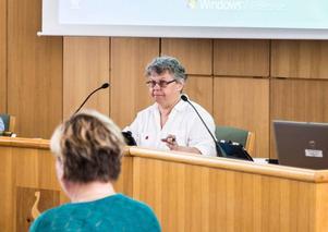 Under torsdagens sammanträde för socialnämnden klubbade nämndordförande Erika Engberg (S) igenom beslutsförslaget.