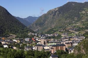 Andorra är ett av de resmål som vi intressear oss mer för.