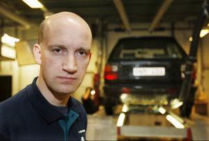 – Nu ska vi bli ännu bättre på att ta hand om våra kunder, säger chefen för bilprovningen i länet, Tommy Persson.