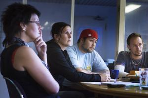 Projektledare Camilla Sandström och SUS:arna Tima Eklund, Robert LaMonde och Micke Gradin är varslade. Den 1 oktober läggs verksamheten.