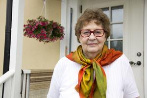 Inger M Eriksson (C) vill att en extra våning ska byggas på det särskilda boendet som planeras i Balders hage. Det skulle ge 18 platser.