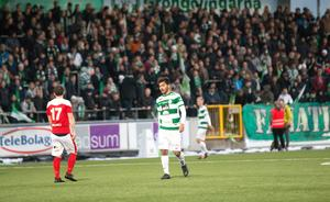 Karwan Safari, VSK, vann skytteligan med 17 mål säsongen 2017.