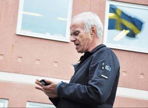 Efter tio år som rektor för Åre gymnasieskola får Björn Bergetoft nu sadla om till rektor för de mindre barnen på Åre och Duveds skolor. Den mest drastiska omplaceringen i Åres nya skolorganisation.