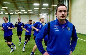 IFK Timrå-tränaren Patrik Nylund var nöjd med segern – och att Jonas Wallerstedt visade vägen.