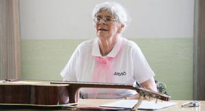 Cecilia Bruce informerar om sommarens händelser i Järvsöbyarna.
