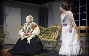Flera fina skådespelarprestationer levereras i Gogols