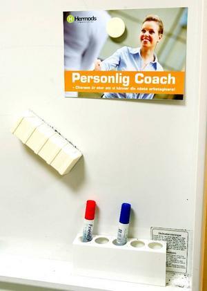 Hermods är bara ett av många företag som anlitas för coachning.Foto: Henrik Flygare