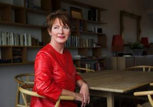 """Sherry Jones anade inte vad hon satte i gång när hon skrev boken """"Medinas juvel"""". Efter uppståndelsen kring romanen har hon blivit en alltmer övertygad förkämpe för yttrandefrihet.  Foto: Henrik Montgomery/Scanpix"""