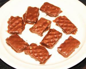 Det går fint att göra egen Kexchoklad.