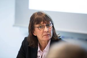 Regiondirektör Karin Stikå Mjöberg lovar redan nu säga att vården i sommar fungerat bättre än i fjol.