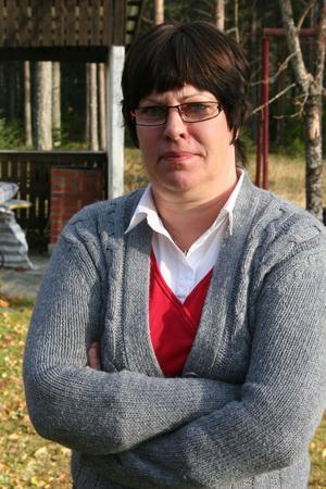Och Socialdemokraternas boss i Nordanstig, Monica Olsson, också hon från Gnarp, har exakt samma åsikt