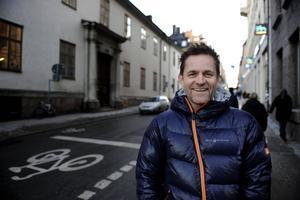 Rikard Olsson är programledare för