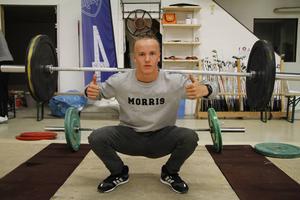 Även klubbkompisen Alfred Bergström lyckades med den bedriften.