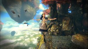 """Perfekt vuxenspel. """"Alice: Madness Returns"""" är en ganska blodig version av Lewis Carrolls klassiska saga."""