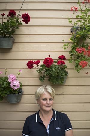 Åsa Henriksson, trädgårdsreportage för trädgårdsbilaga 2017.