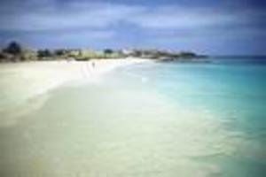 Nu står det inte på förrän mor och dotter intar Kap Verde
