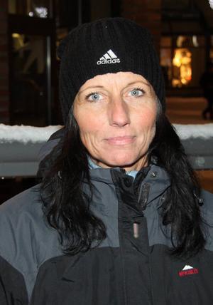 Elisabeth Sandberg gillar idén med gemensamma promenader.