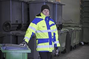 Tomas Wikner är avfallsrådgivare på Reko i Sundsvall.