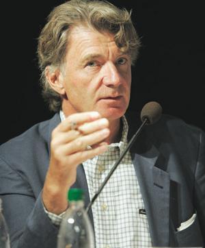 EU-parlamentarikern Anders Wijkman (kd) är aktuell med en ny bok om klimatet.