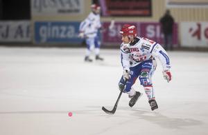 Fredrik Johansson är tillbaka hemma i Frillesås.