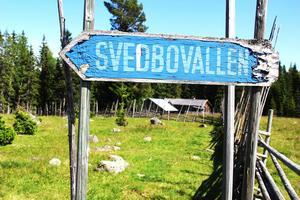 Svedbovallen i Järvsö har anor från 1600-talet.