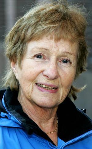 Marie Nordin,71 år, Torvalla:– Ja, periodvis. Det är möjligt att jag läser Nobelpristagaren Alice Munro. Det känns inspirerande med noveller och då kan det gå några veckor emellan.