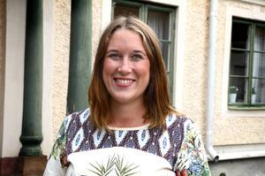 Maria Lundgren är en av tre kommunrepresentanter som kommer att deltaga i träffarna med övriga benchmarking-kommuner i projektet