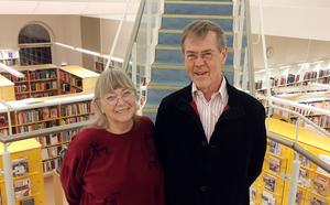 Ulrika Wallenström och Erik Wallenström, Hudiksvall.