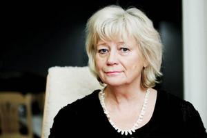 Margareta Winberg (S) knep det första mandatet i Östersund församling.