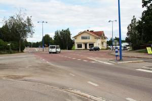 Snart förbättras trafiksituationen vid Norra torget.