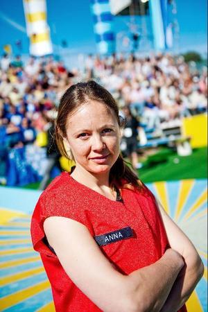 Anna Ottosson leder Team Östersund.