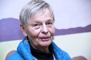 Mona Ljunglöf hoppas besökarna ska räcka till på lördag då hela Nordanstig tycks ha bokat arrangemang.