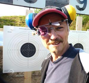 Janne Danielsson, Älvdalen, blev pistolskyttemästare fem gånger om i Lima.