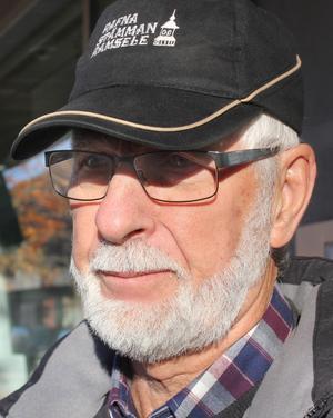 Stig Eriksson, Ramsele:– Någon enstaka gång. Som när jackan stals ur bilen. I den låg plånboken, körkortet, fruns leg och ett kreditkort värt 78 000 kronor.